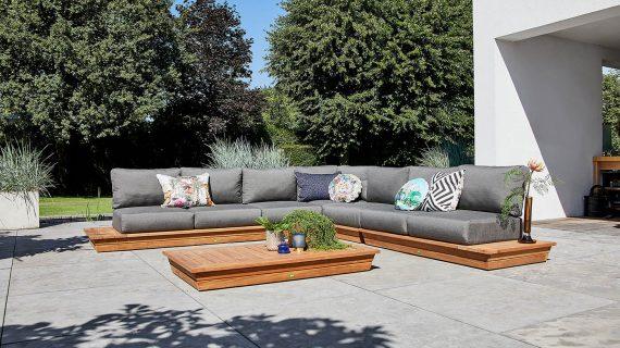 Kvalitný záhradný nábytok