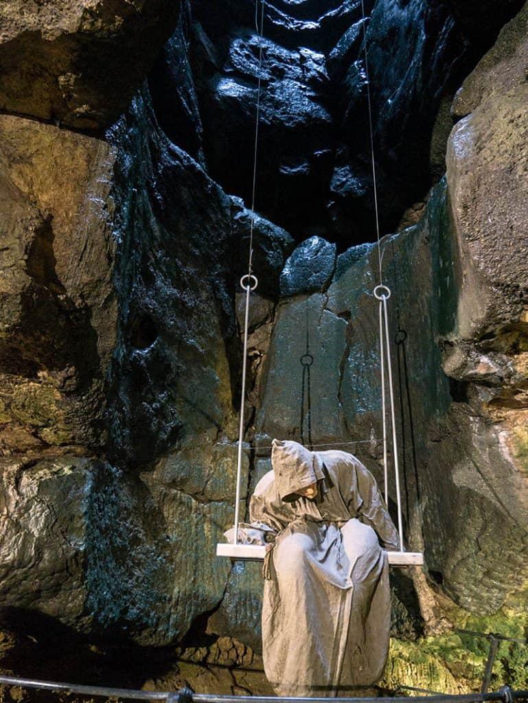 Jaskyňa - Bojnický zámok