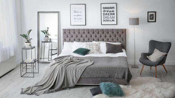 Luxusná spálňa