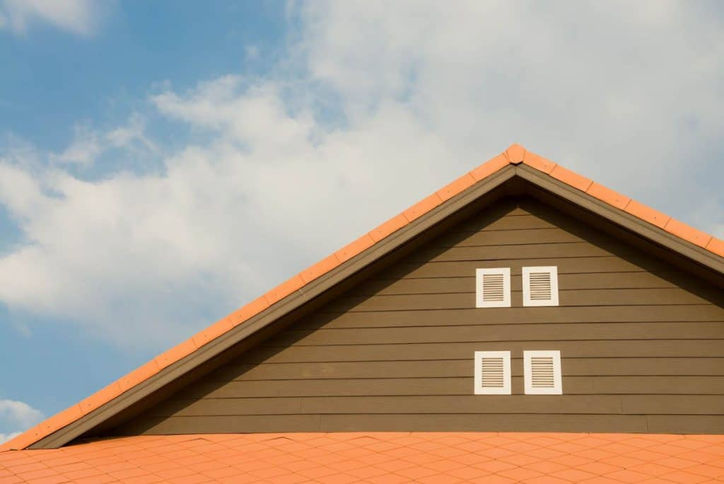 Podbitie strechy