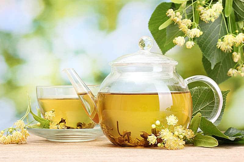 Čaj z lipy